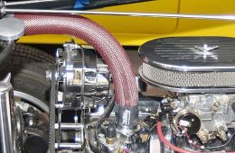 How To Install Hose Bones Upper and lower Radiator Hose Kit Ford Roadster
