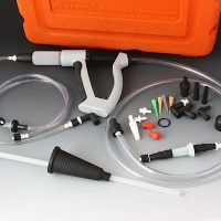 Hose Tester System Finds Vacuum, Pressure Leaks  Without Compressed Air, Electricity