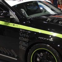 SEMA 2011 Hose Candy Wins In Ford & Kia Booth
