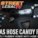 Hose Candy Featured on Street Legal TV 57 Chevy Project