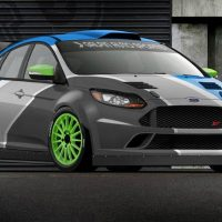 2013 Ford Focus ST gets the SEMA treatment