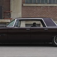 "1966 Imperial Crown ""The Tyrant"" at SEMA 2013"